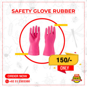 Safety Gloves (Rubber)