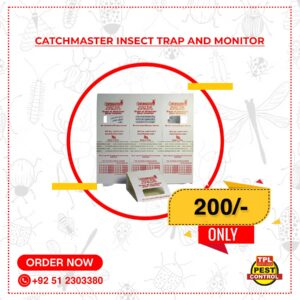 Catchmaster Insect Trap & Monitors